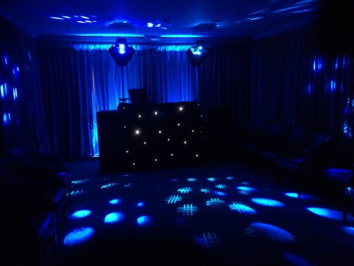 DJ and Lighting Cotswolds