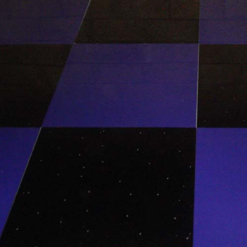 coloured dance floor hire