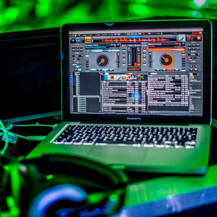 Wedding DJ hire