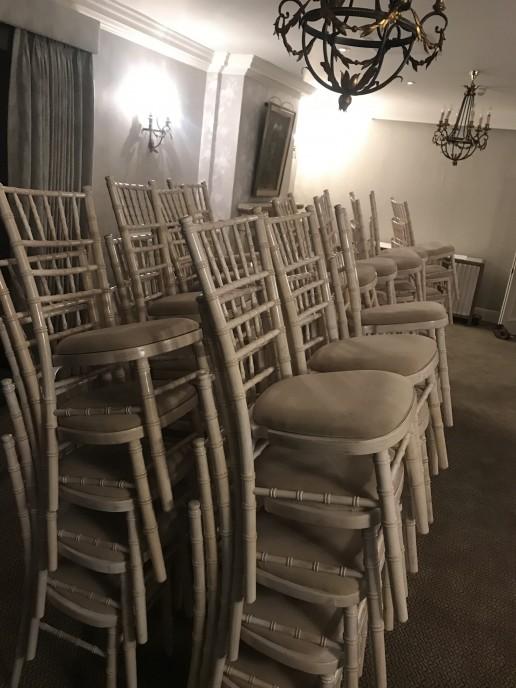 Limewash Chair Hire