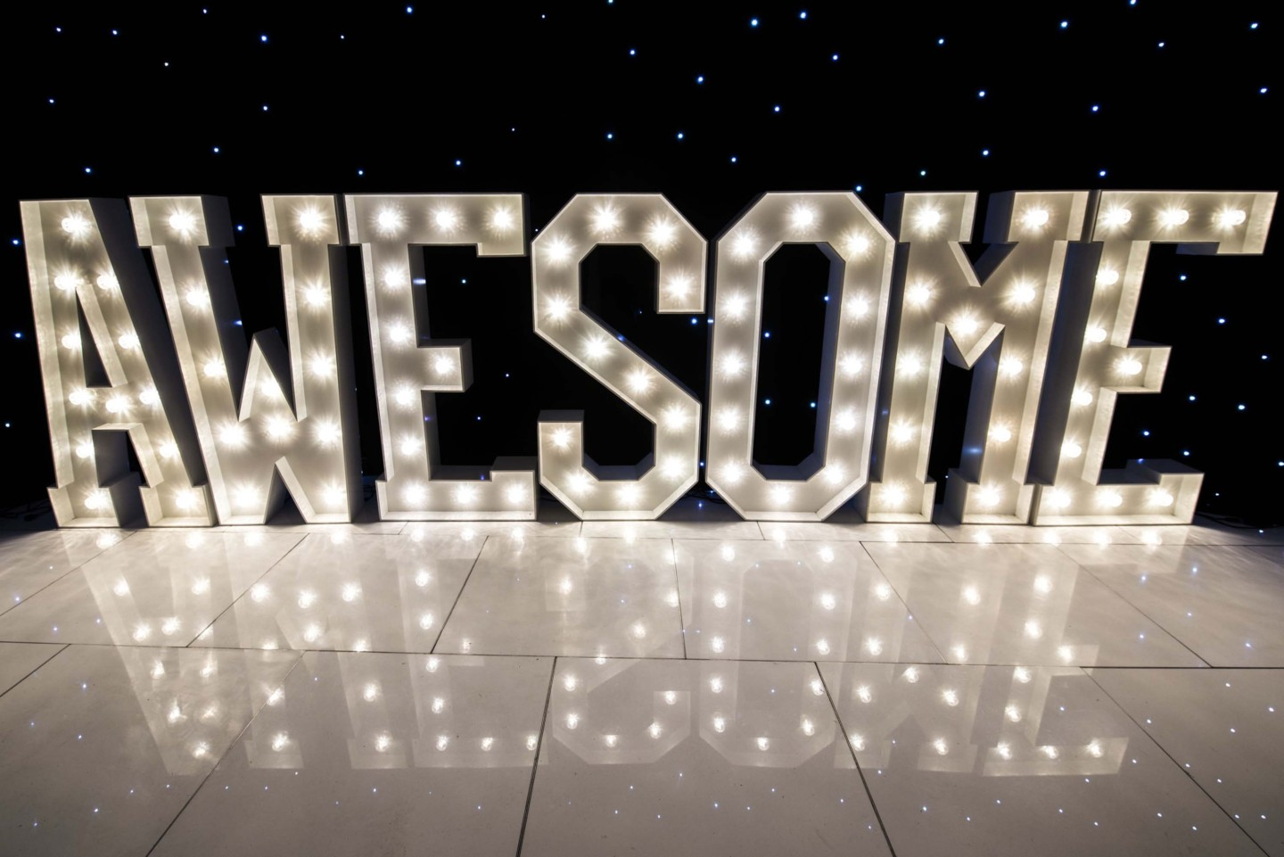 Want To See Your Name In Lights Various Options For