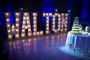 walton light up letters